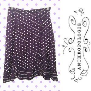 Odille Cotton & Silk Skirt